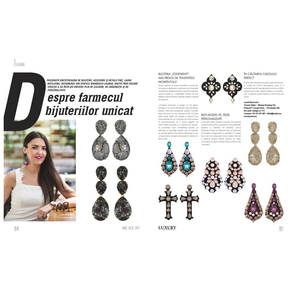 Luxury Magazine - June 2017