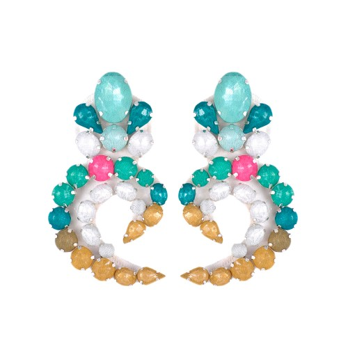Arabesque Earrings