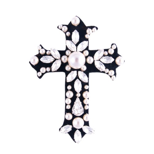 Cross pendant/brooch