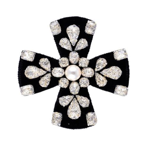 Cross pendant/brooch